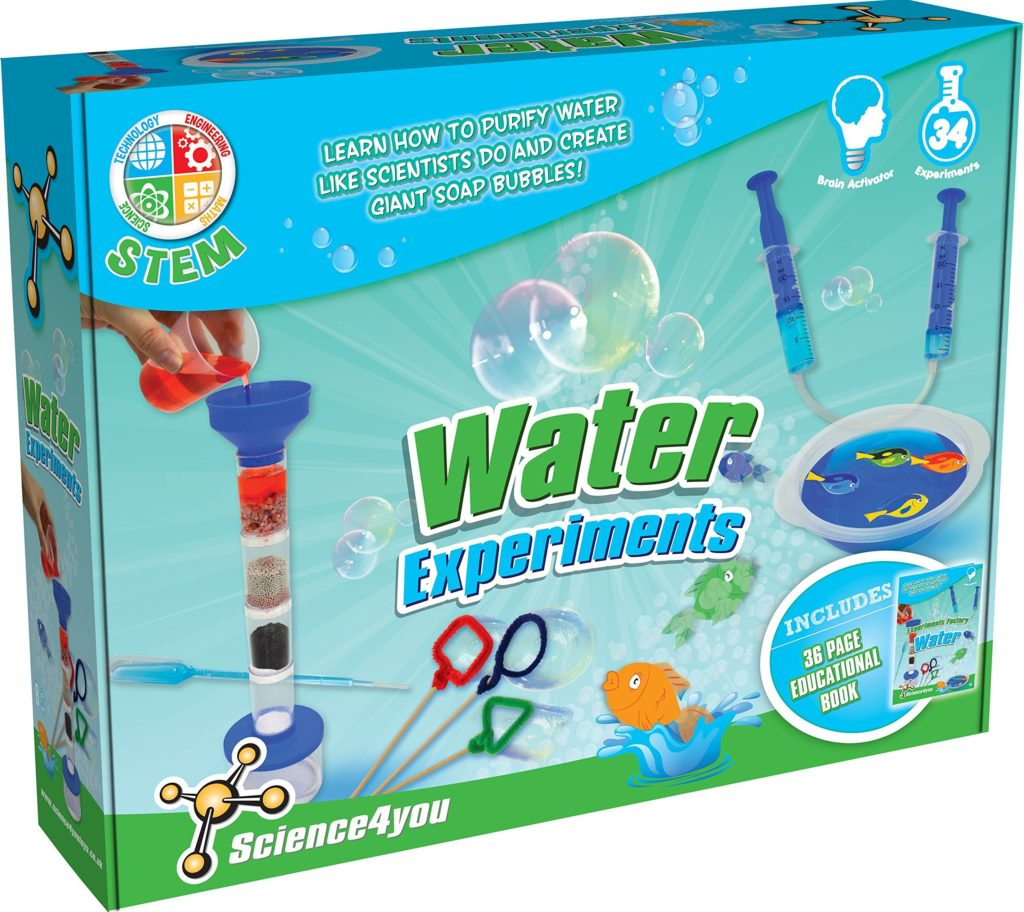 science4you 水實驗