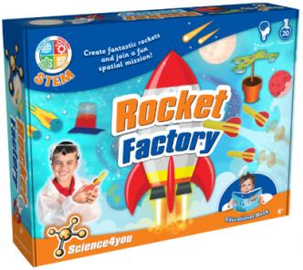 science4you 火箭工廠